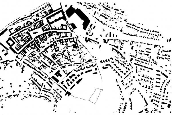 Eingliederung der neuen Bebauung in die gewachsene Stadtstruktur