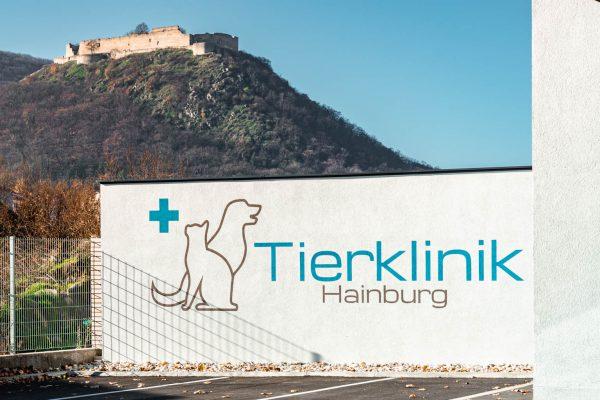Tierklinik und Hainburg